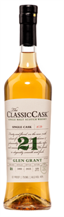 The Classic Cask Scotch Single Malt Glen Grant 21 Year...